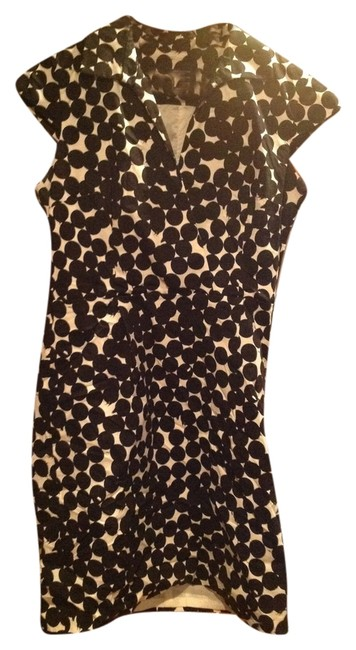 Preload https://item2.tradesy.com/images/ann-taylor-dress-black-and-white-2202926-0-0.jpg?width=400&height=650