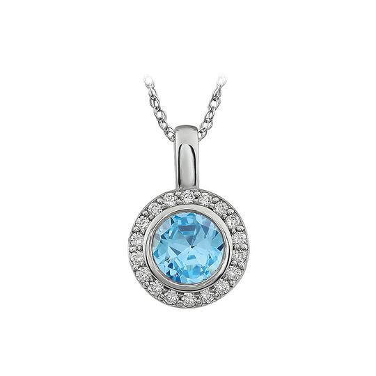 Preload https://img-static.tradesy.com/item/22029500/sky-blue-cz-and-white-cubic-zirconia-pendent-necklace-0-0-540-540.jpg