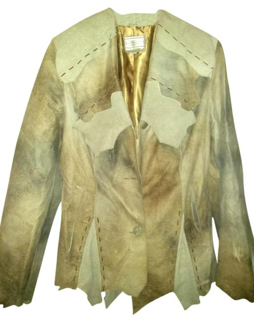 Grandd Leather Oscinor Group Coat