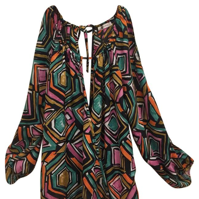 Preload https://img-static.tradesy.com/item/22029595/the-impeccable-pig-black-multi-from-blouse-size-4-s-0-1-650-650.jpg