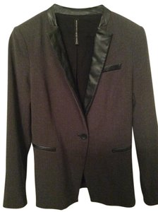 W118 by Walter Baker Charcoal gray Blazer