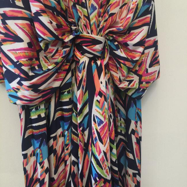 multicolored Maxi Dress by T-Bags Los Angeles