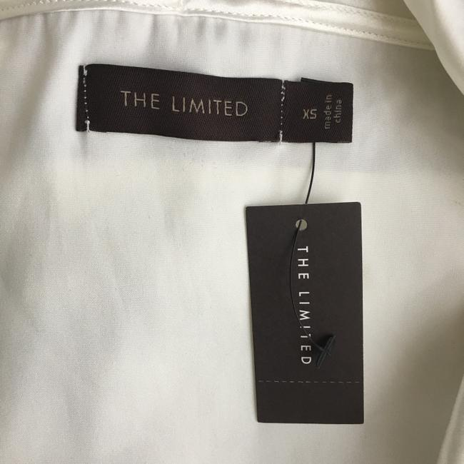 The Limited Top Black/White