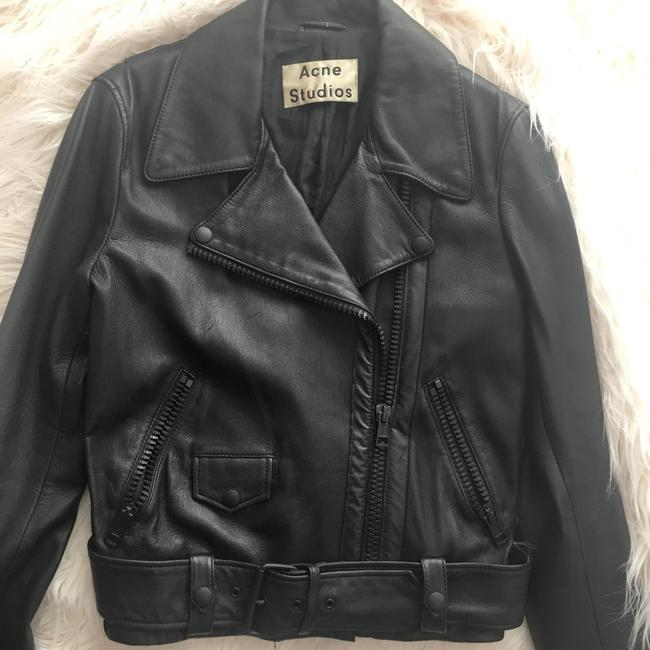 Acne Studios J & Bone Alexander Wang Helmut Lang Rick Owens Veda Muubaa All Saints Haider Ackermann Philip Lim Isabel Marant Iro The Leather Jacket