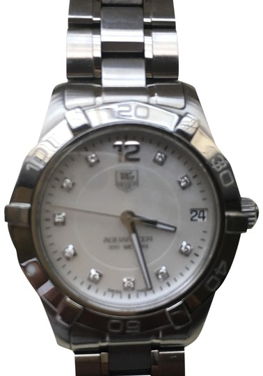 Preload https://img-static.tradesy.com/item/22030062/tag-heuer-stainless-steel-aquaracer-diamond-dial-watch-0-5-540-540.jpg
