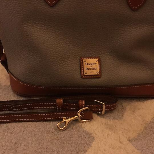 Dooney & Bourke Satchel in light blue
