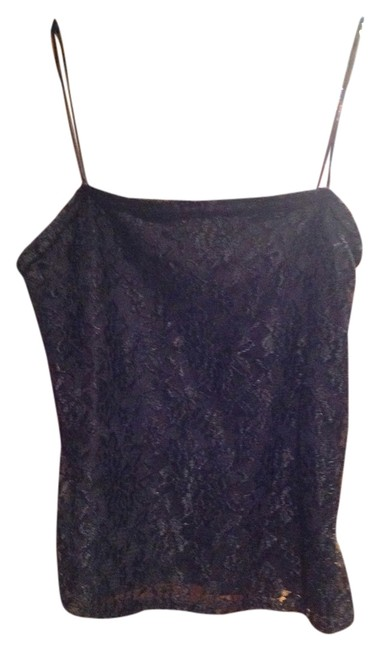 Unknown Top Black lace