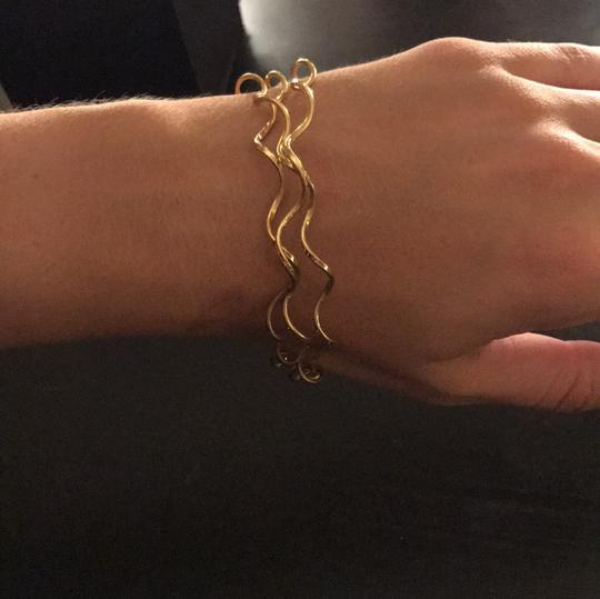 Other SALE-Gold tone Infinity Bracelet