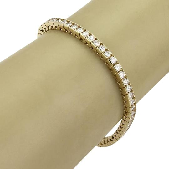Preload https://img-static.tradesy.com/item/22030539/yellow-gold-8ct-round-cut-diamonds-14k-box-link-tennis-bracelet-0-1-540-540.jpg
