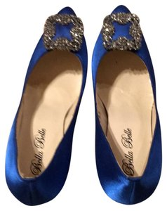 Bella Belle Royal blue Pumps