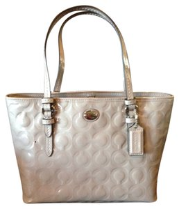 Coach Tote in Putty