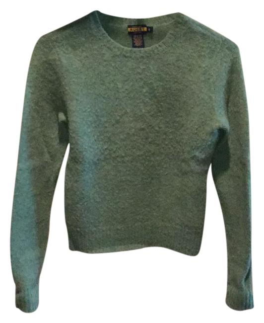 Preload https://img-static.tradesy.com/item/22030678/rugby-ralph-lauren-green-shetland-wool-cropped-sweaterpullover-size-4-s-0-1-650-650.jpg