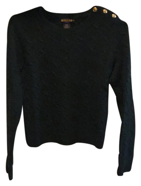 Preload https://img-static.tradesy.com/item/22030690/rugby-ralph-lauren-green-merino-wool-cabled-cropped-sweaterpullover-size-8-m-0-1-650-650.jpg