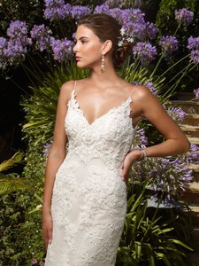 Casablanca wedding dresses up to 90 off at tradesy casablanca ivory lace style 1975 feminine wedding dress size 2 xs junglespirit Image collections