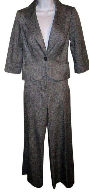 Preload https://img-static.tradesy.com/item/22030738/the-limited-gray-black-collection-wide-leg-pant-suit-size-2-xs-0-1-650-650.jpg