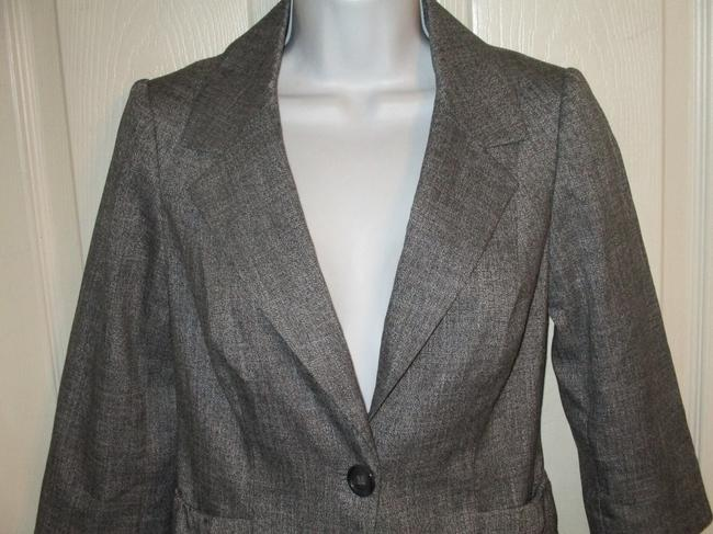 The Limited The Limited Black Collection Gray Wide Leg Pants Suit