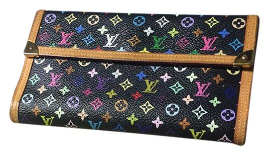 Preload https://img-static.tradesy.com/item/22030835/louis-vuitton-multicolor-black-wallet-0-1-540-540.jpg