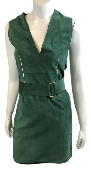 Preload https://img-static.tradesy.com/item/22031042/calvin-klein-green-collection-11617-suede-belted-mid-length-workoffice-dress-size-4-s-0-1-650-650.jpg