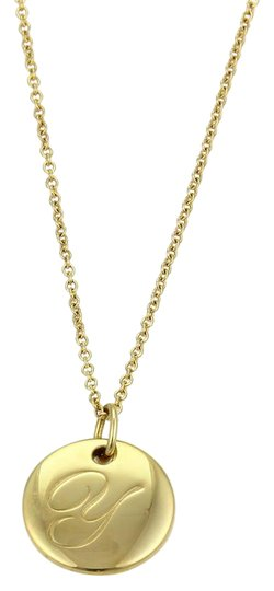 Preload https://img-static.tradesy.com/item/22031059/tiffany-and-co-yellow-gold-notes-letter-y-round-pendant-necklace-0-1-540-540.jpg