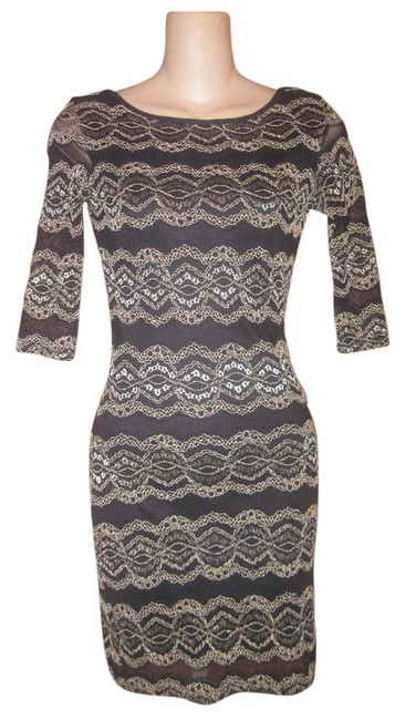 Preload https://img-static.tradesy.com/item/22031128/river-island-black-lace-bodycon-night-out-dress-size-2-xs-0-1-650-650.jpg
