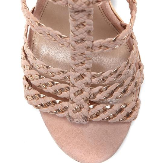 Vince Camuto Rose Gold Wedges