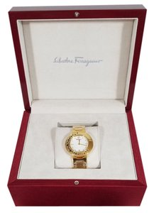 Salvatore Ferragamo FF5960015 Gold-Tone Watch