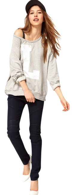 Current/Elliott Edgy Stedded Stretchy Mid-rise Skinny Jeans