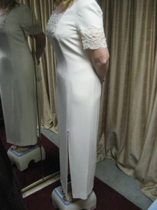 Liz Claiborne Wedding Dress