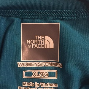 The North Face swim top
