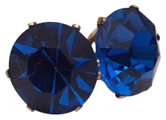 JoJino Royal Blue Jojo Earrings