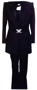 Escada 3pc Escada Couture Navy Suit