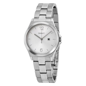 DKNY DKNY Women's Parsons Stainless Steel Silver-Tone Watch NY2365