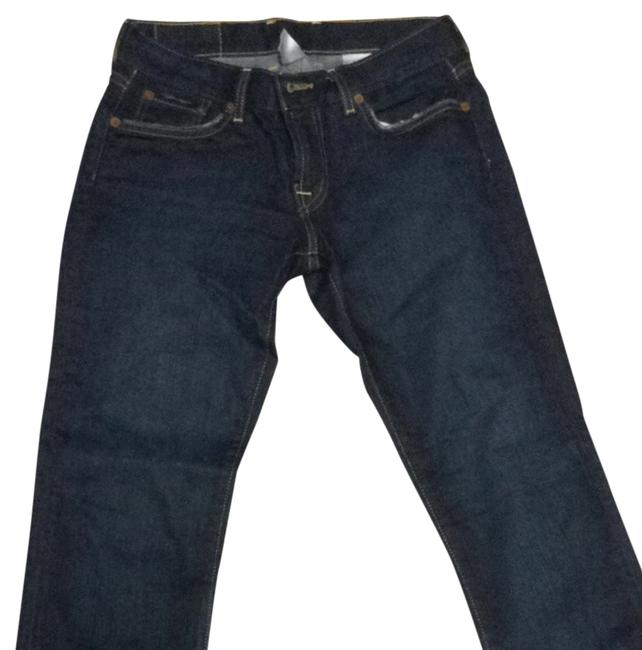 Preload https://item1.tradesy.com/images/lucky-brand-dark-rinse-bootsie-boot-cut-jeans-size-26-2-xs-2203240-0-0.jpg?width=400&height=650