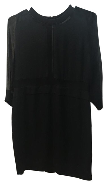 Preload https://img-static.tradesy.com/item/22033220/iro-black-with-sheer-detailing-mid-length-night-out-dress-size-4-s-0-1-650-650.jpg