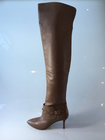 Valentino Dark Camel Light Brown Boots