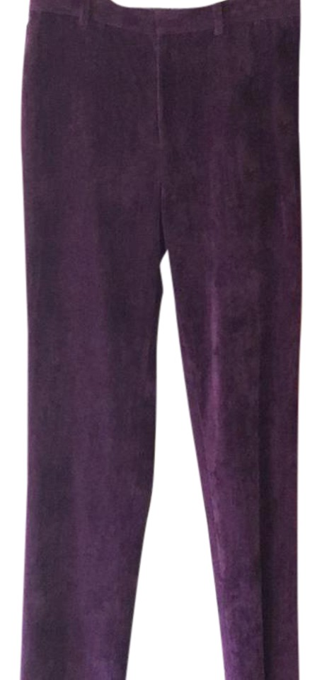 61b5ad39 Ralph Lauren Black Label Purple New with Tags - 123715a Pants Size 4 (S,  27) 71% off retail
