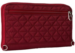Pacsafe Pacsafe Large Anti Theft Wallet in Red