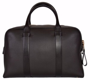 Tom Ford Men's Briefcase Men's Brown Travel Bag