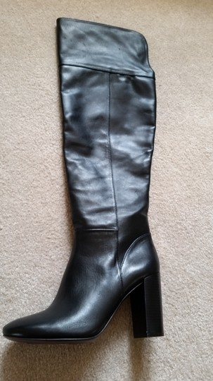 Tory Burch Devon Devon Knee High Black Boots Image 8