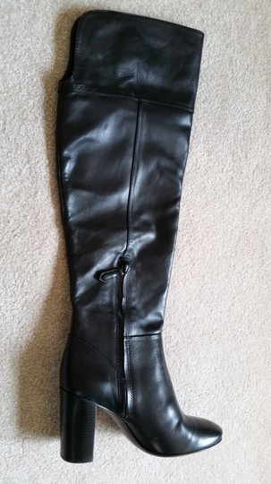 Tory Burch Devon Devon Knee High Black Boots Image 9