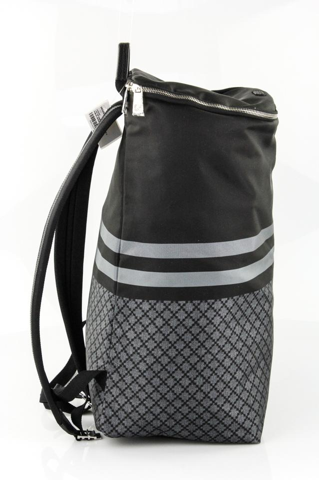 Gucci 365284 Diamante Black Slate Nylon Backpack - Tradesy 8414450ce72cb