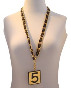 Chanel CHANEL NUMBER 5 NECKLACE / BELT