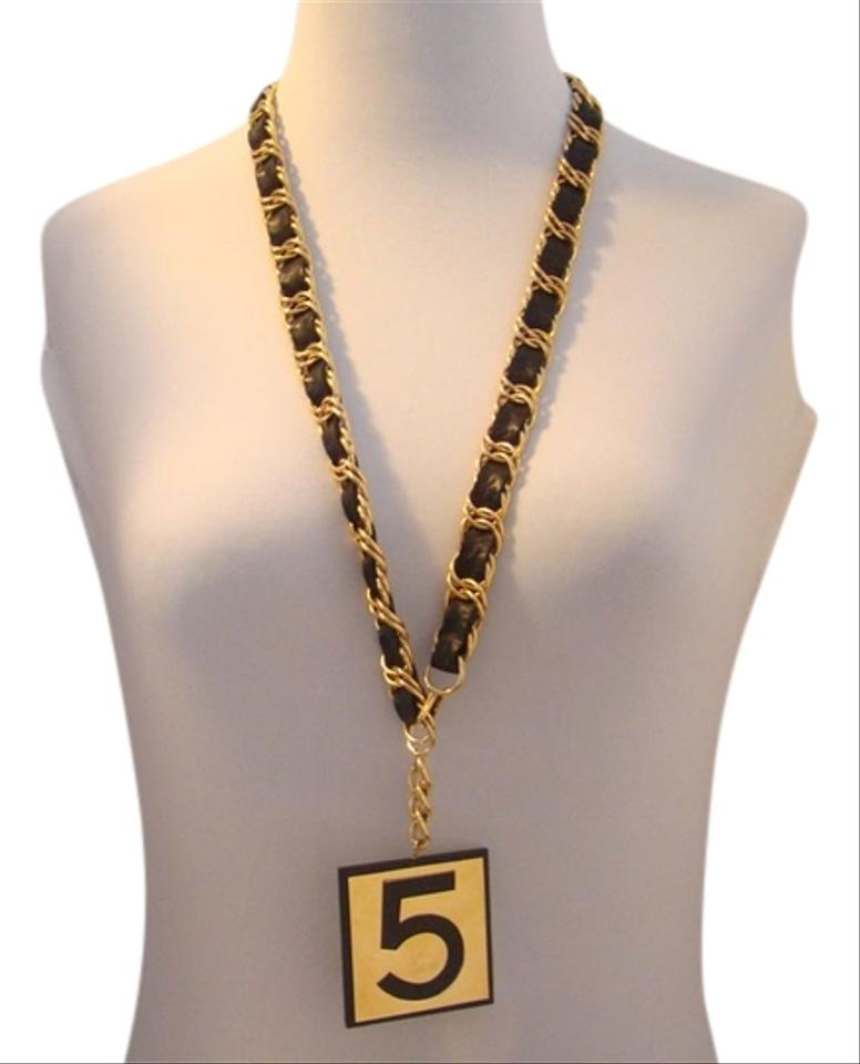 herme birkin - Chanel CHANEL NUMBER 5 NECKLACE / BELT - 42% Off Retail - Tradesy
