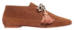 Ulla Johnson Moccasin Madwell Burnish Suede Boots