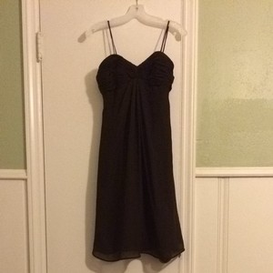 Forever Yours Dark Brown Dress