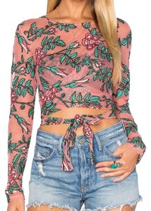 For Love & Lemons Top