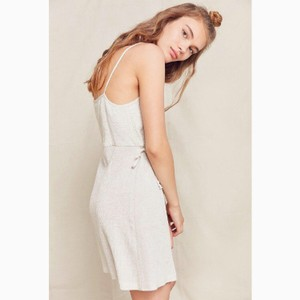 cream Maxi Dress by Urban Outfitters