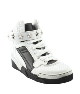 Givenchy Sneakers Leather BlackxWhite Athletic