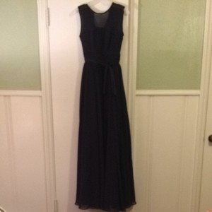 Andrew Adela Midnight/ Navy Blue Dress