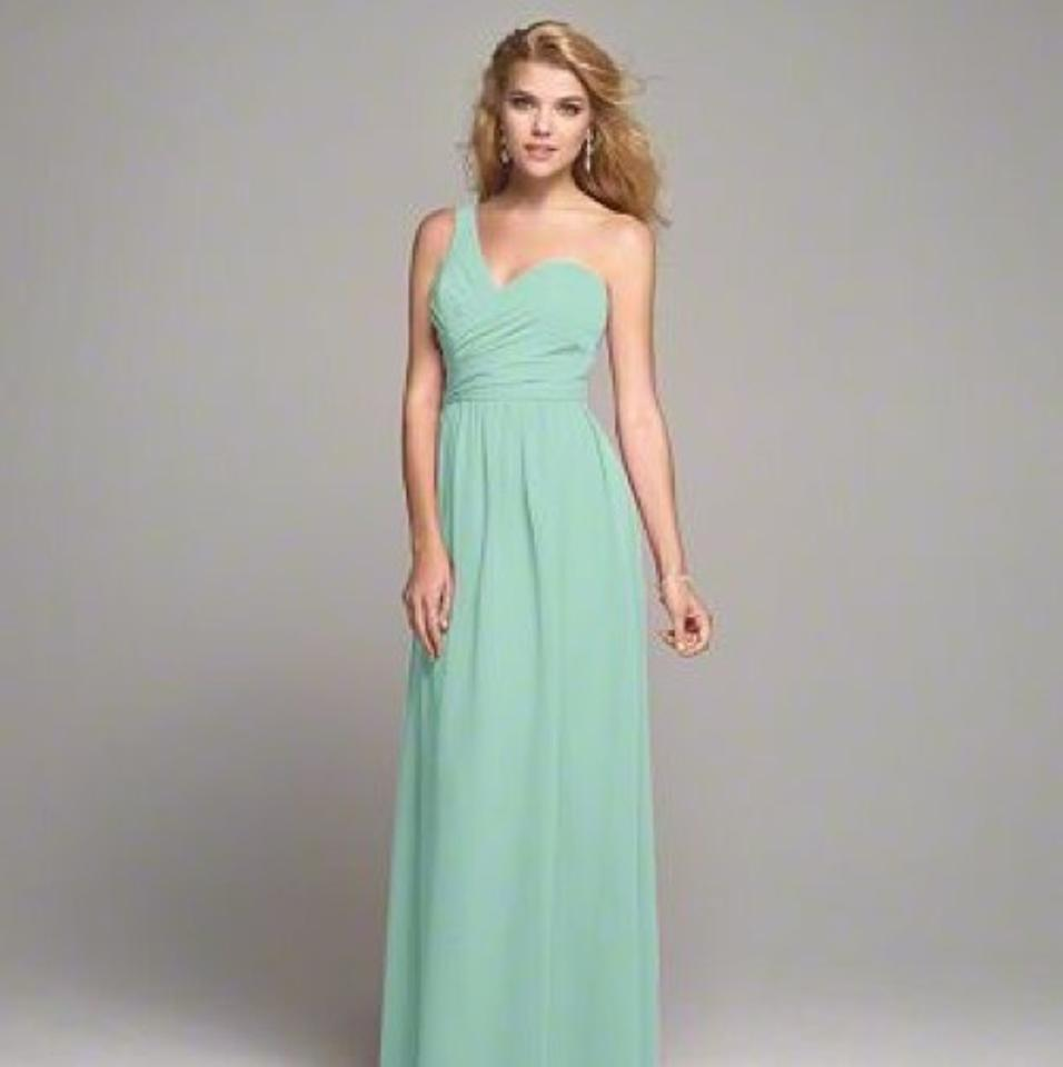 Nice Alfred Angelo 7027 Bridesmaid Dress Contemporary - Wedding ...